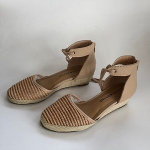 Lucky Brand Sandals Size 5